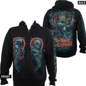 Other - The Black Dahlia Murder Band Zipper hoodie